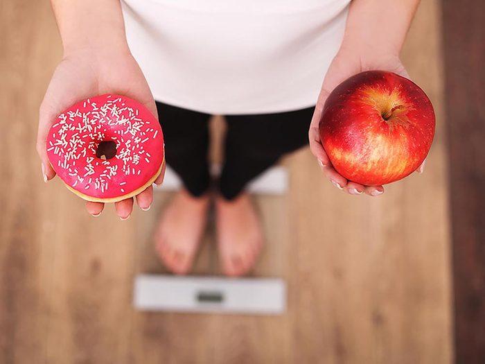 Pour maigrir, soyez positif