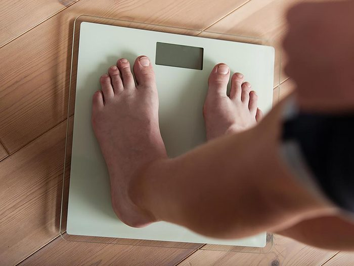 Maigrir: Quand vous vous mettez au régime, votre cerveau protège votre graisse.