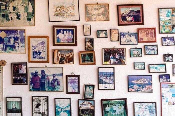 Épurer la maison: faire le ménage des souvenirs