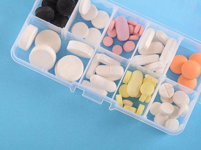 Oublier vos médicaments peut vous rendre malade.