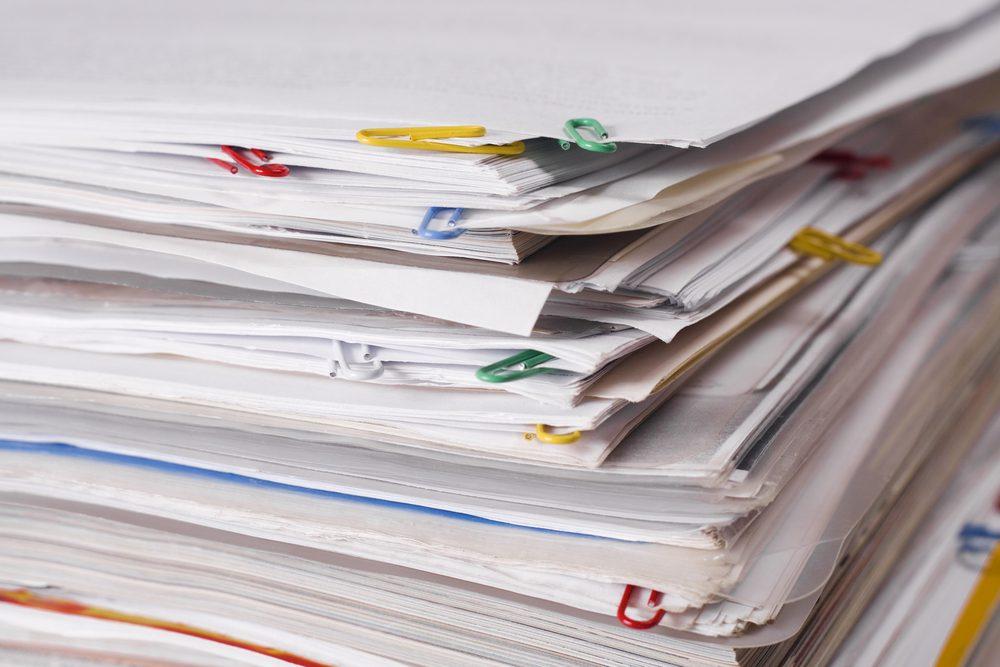 Classer vos papiers