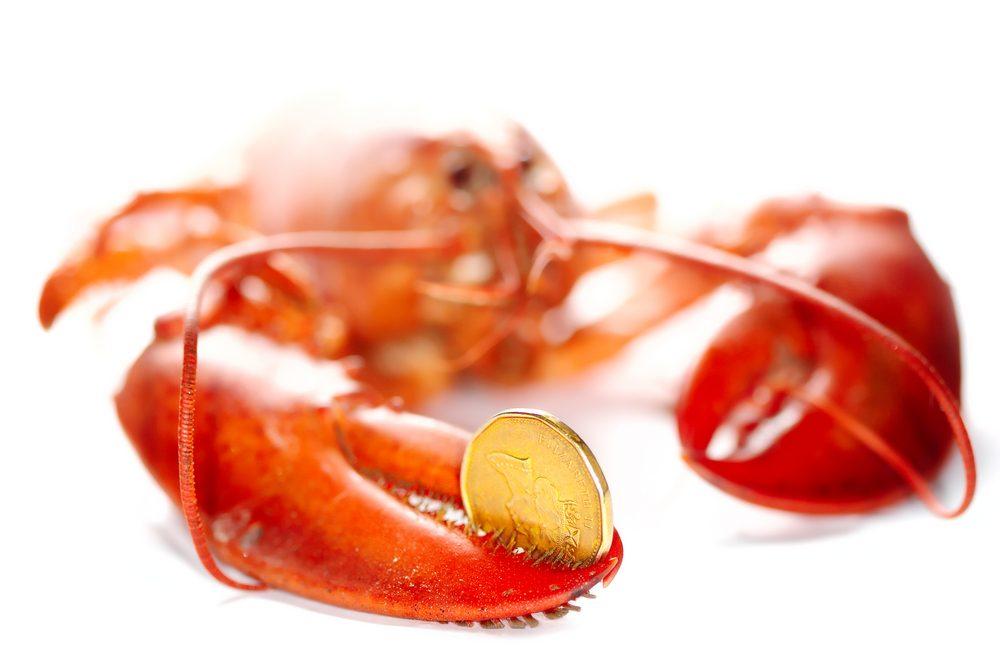 Ces dernières années, l'augmentation de la demande dans des pays émergents tels que la Chine a exercé une pression à la hausse sur les prix des homards.