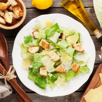 20 façons de twister une traditionnelle salade César