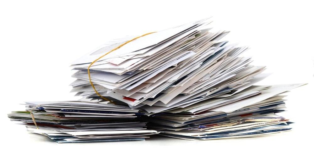 Gérer votre courrier au jour le jour.