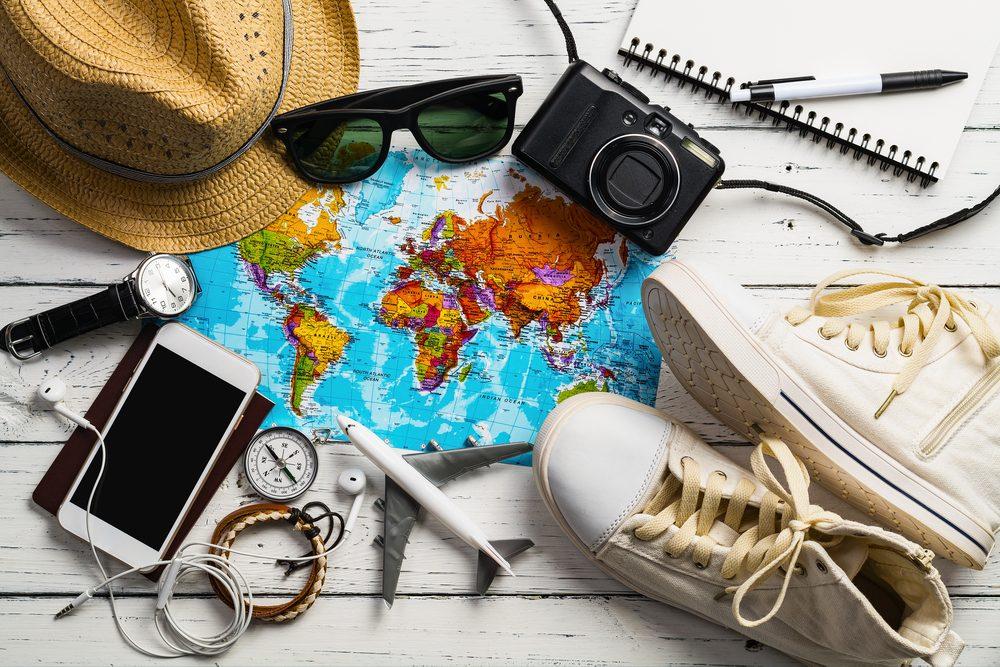 Bien se préparer pour un voyage