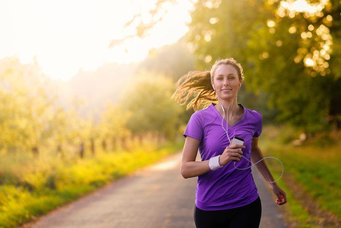 Faire de l'exercice fréquemment aide à la digestion