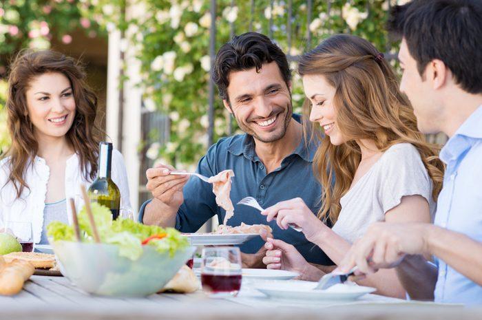 Bien manger et prendre le temps de mastiquer pour mieux digérer