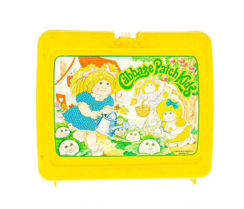 Les jouets de leur époque