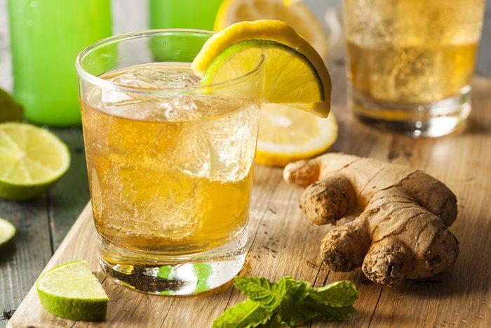 Le gingembre est excellent pour soigner les maux d'estomac et les indigestions