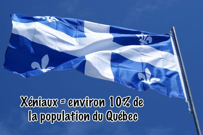 Les xéniaux Québécois