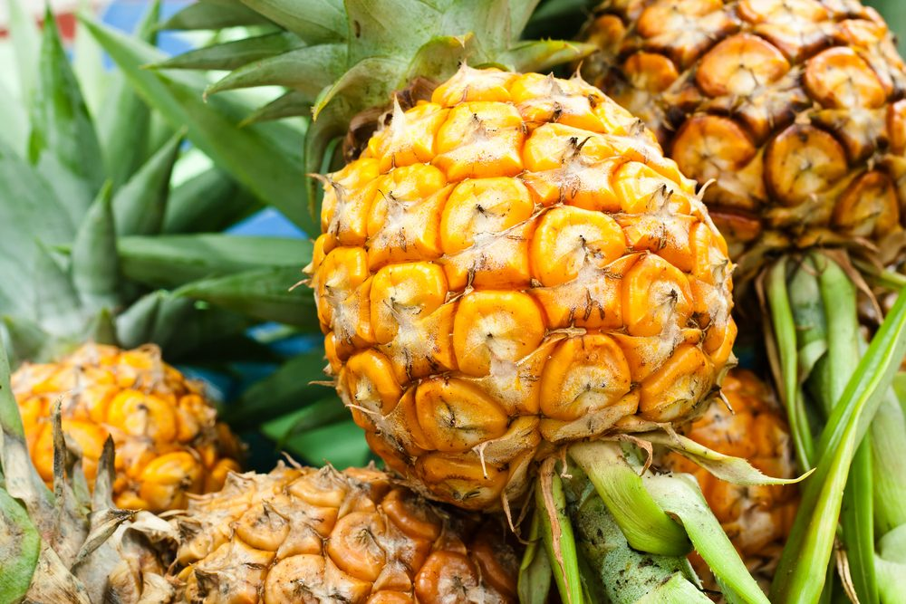 ananas pour la santé