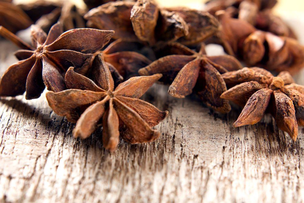 L'anis pour soulager et guérir l'acidité gastrique