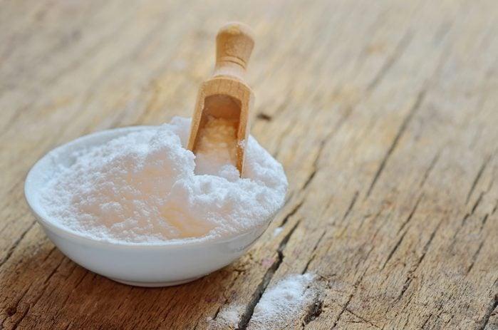 Le bicarbonate de soude pour neutraliser l'acidité gastrique