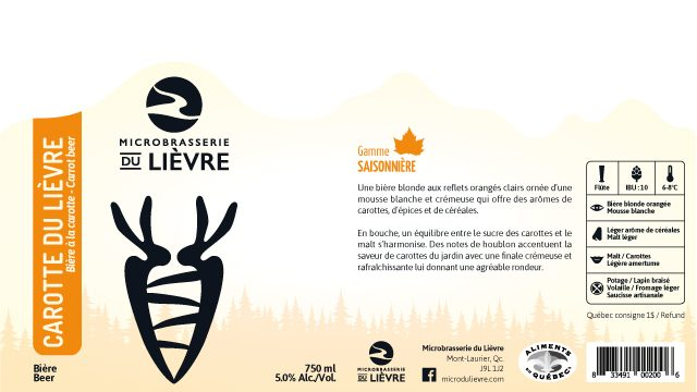 La carotte du Lièvre (5 %)