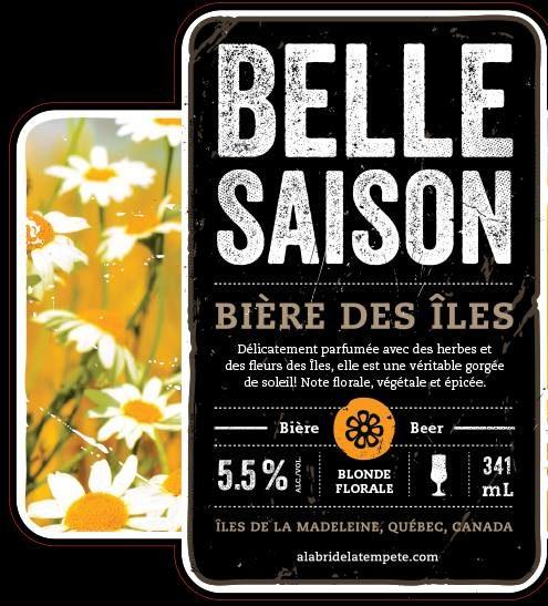 La Belle Saison (5,5 %)