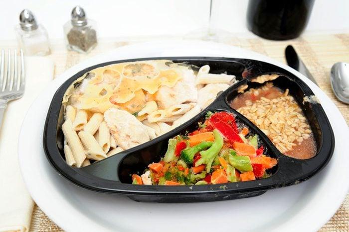 Les plats congelés minceur sont pratiques, mais pas du tout santé.