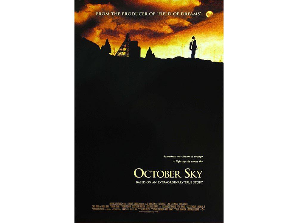Parmi les films à (re)découvrir: Ciel d'octobre.