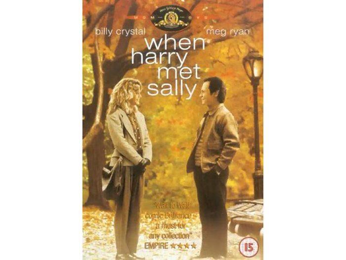 Parmi les films à (re)découvrir: Quand Harry rencontre Sally.