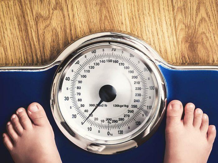 L'obésité est un fléau, particulièrement chez la génération Y.