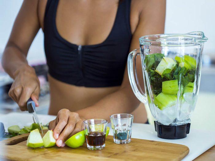 Les régimes «santé», populaire chez la génération Y, comportent des dangers.