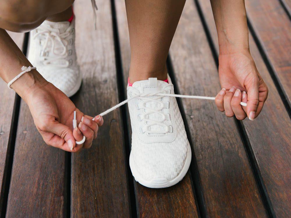 Pour vous débarrasser de votre graisse abdominale, des exercices réguliers sont nécessaires.