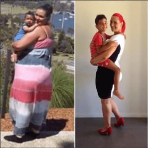 Cette mère de famille a perdu 150 livres en éliminant 4 aliments