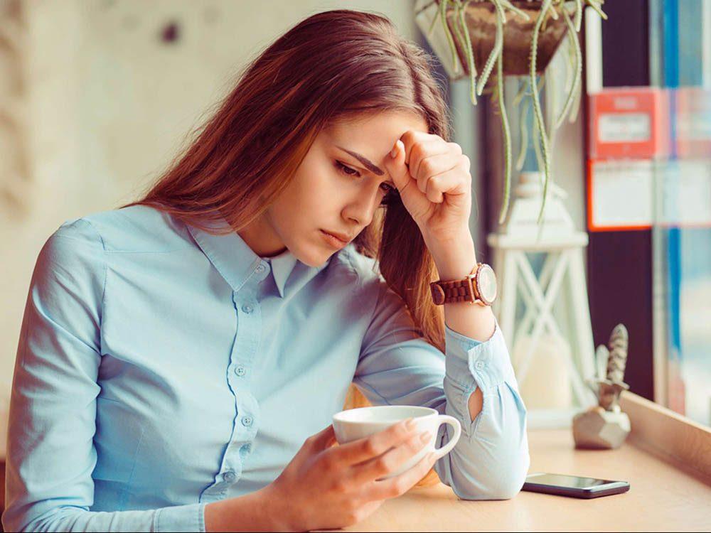32 habitudes qui  réduisent vos risques de souffrir d'un mal de tête