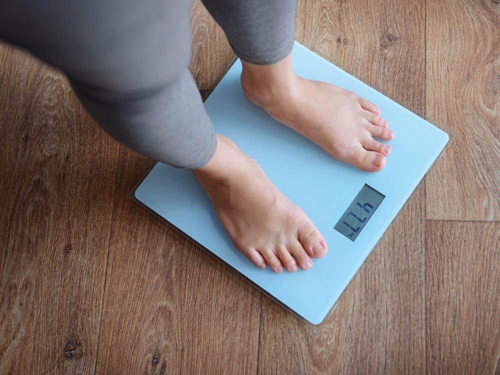 Mal de tête: perdez du poids.