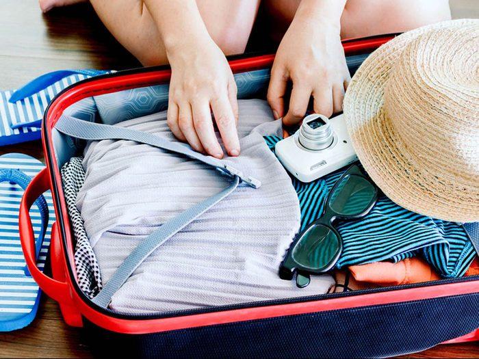 Mal de tête: soyez proactif en voyage.