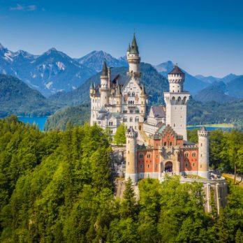 14 sites enchanteurs aux allures d'un conte de fées