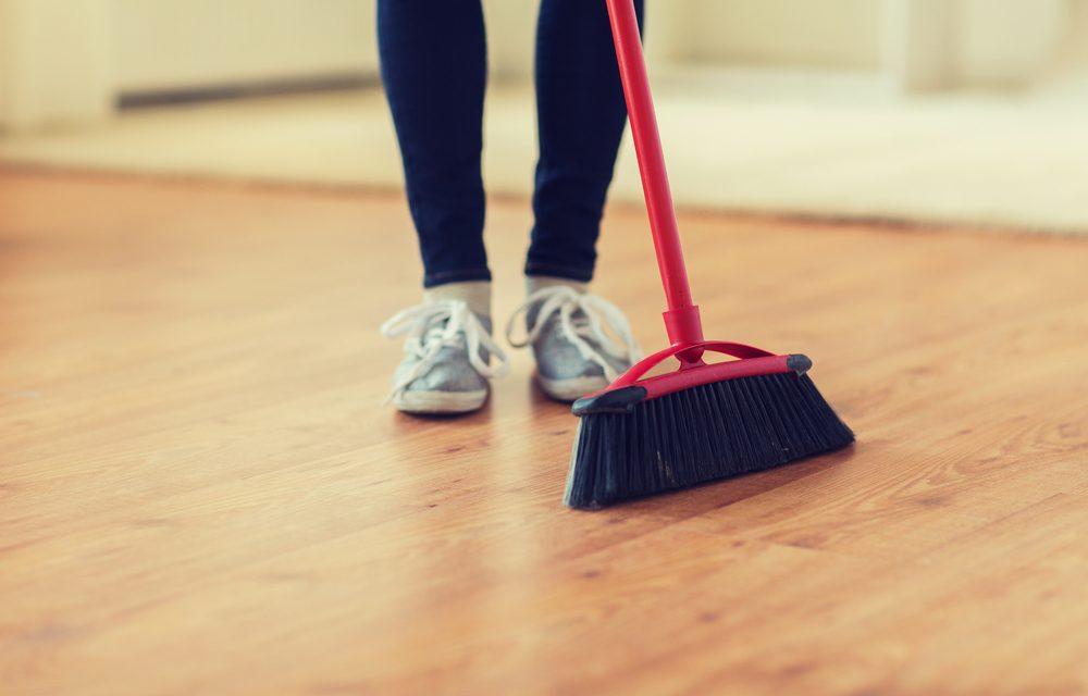 Superstitions: un nouveau balai pour une nouvelle maison
