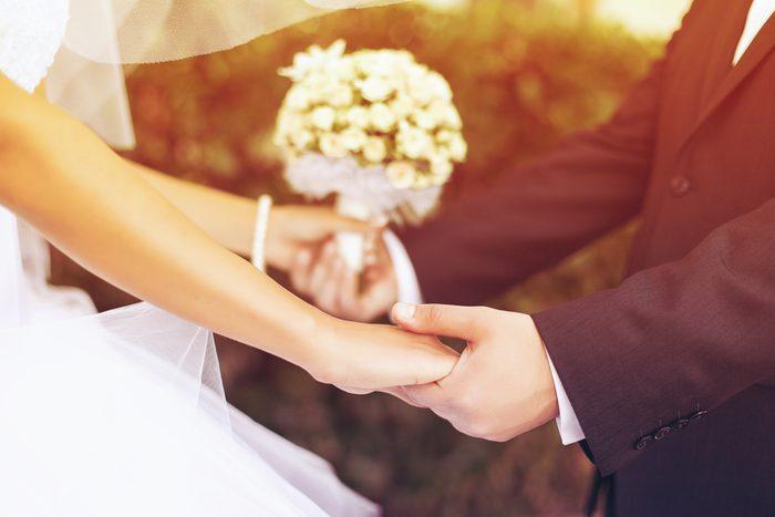 Beaucoup de superstitions autour du mariage