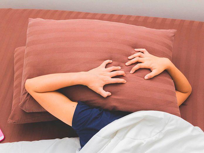 L'insomnie est l'un des troubles du sommeil qui vous empêche de dormir.