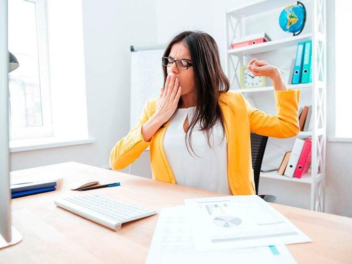 L'hypersomnie est l'un des troubles du sommeil qui vous empêche de dormir.