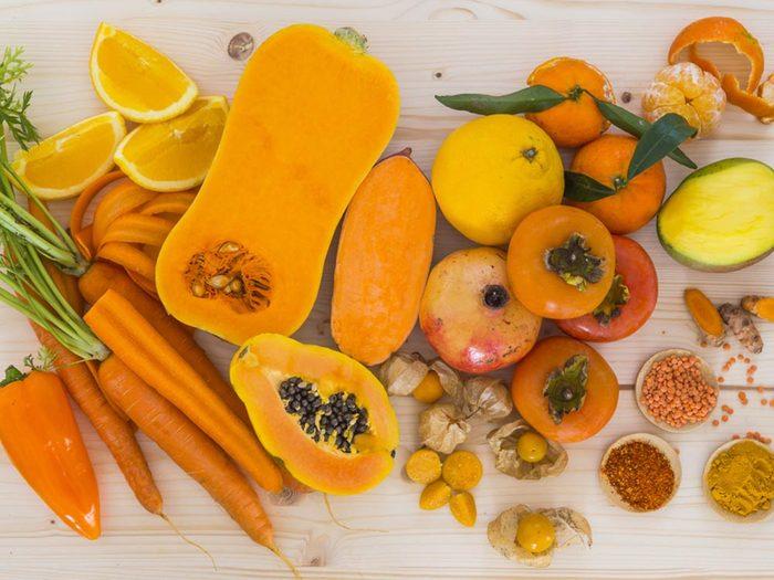 Vitamines: plusieurs consomment le bêta-carotène pour les vertus anticancer.