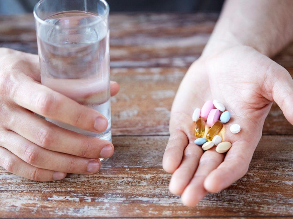 Un excès de vitamines et de minéraux ne vous feront pas vivre plus longtemps.