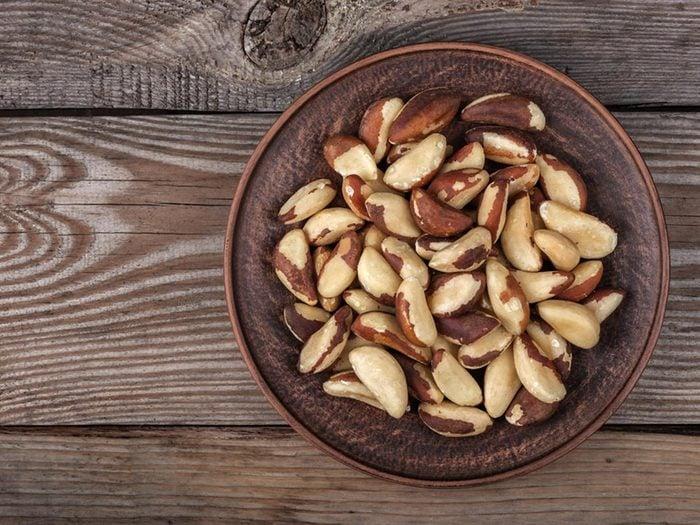 Vitamines: Certaines personnes prennent du sélénium pour prévenir le cancer de la prostate.