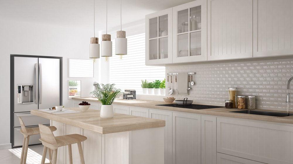 Améliorer la maison et la cuisine