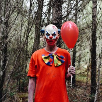 Les clowns vous font-ils peur?