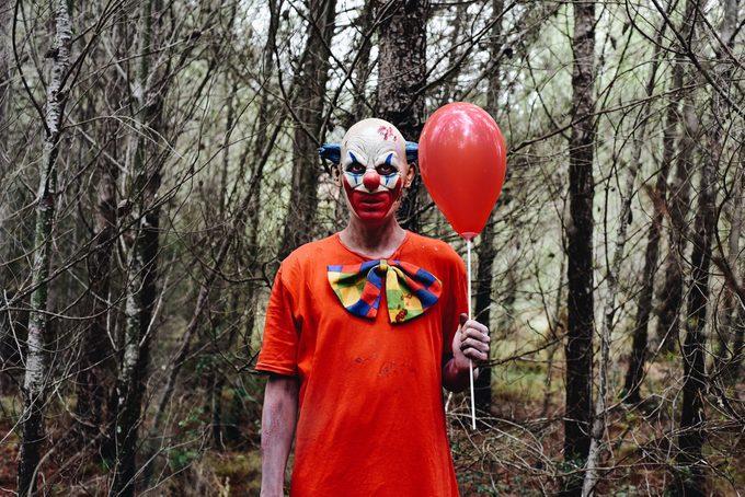 Avez-vous peur des clowns?