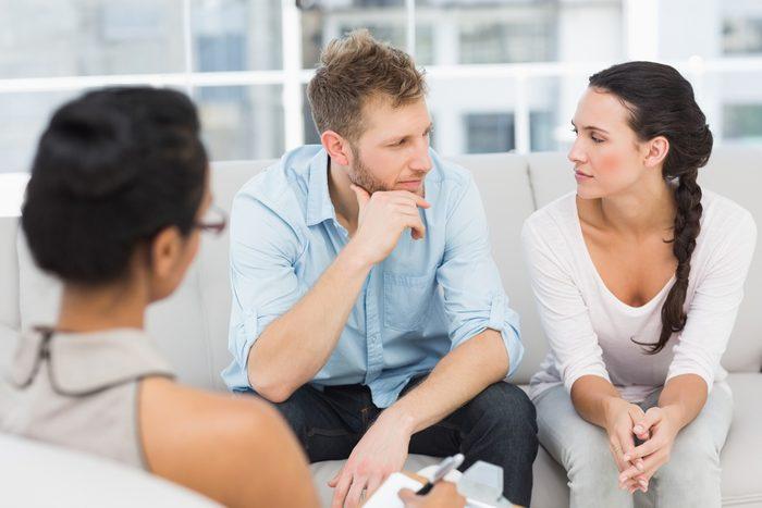 Couple: n'attendez pas avant de consulter