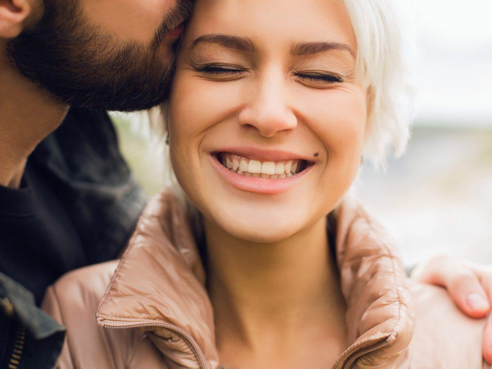 Couple, qui est le plus gentil?