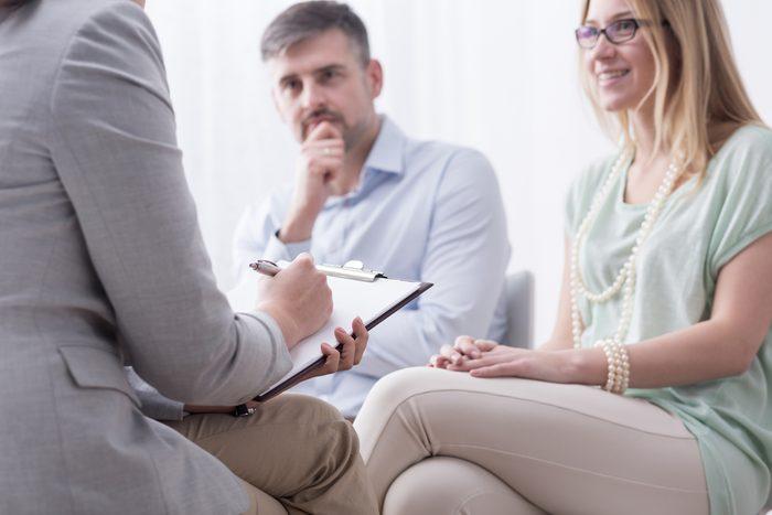 Couple: en thérapie prenez une décision