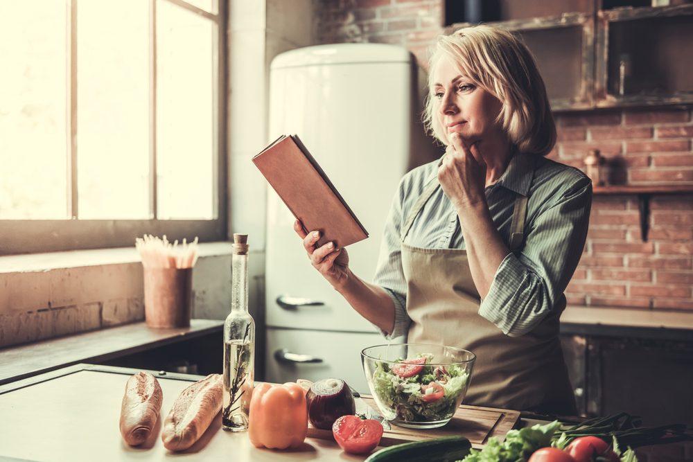 En cuisine, toujours lire la recette au complet