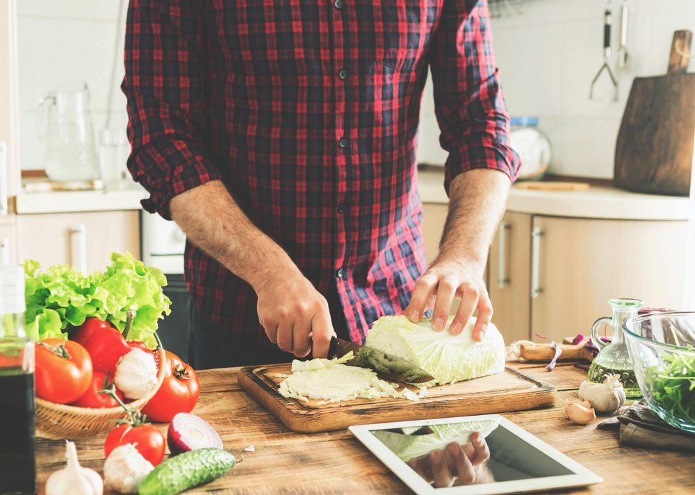 En cuisine, tenez bien vos couteaux