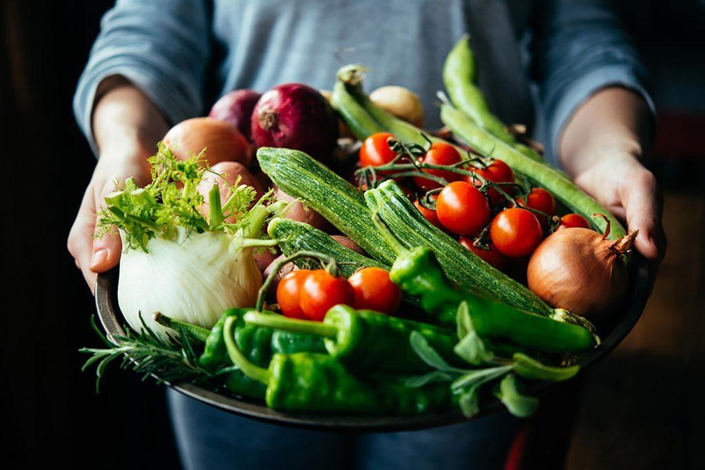En automne, on déguste de nombreux fruits et légumes