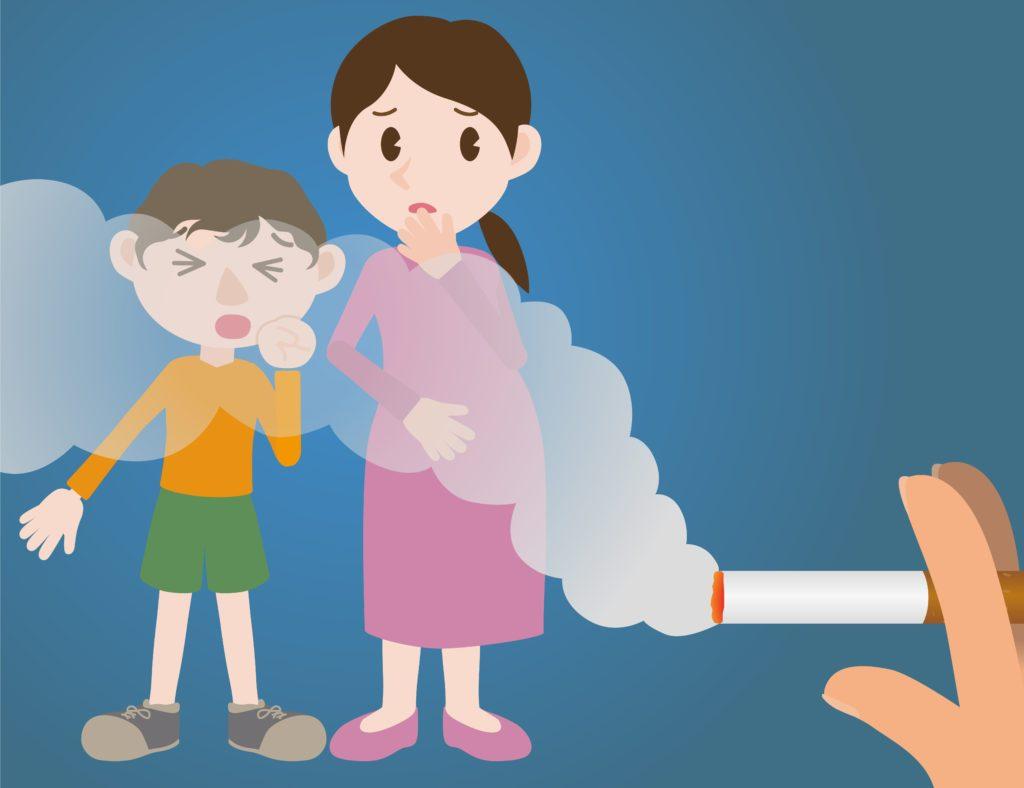 Campagne Famille sans fumée