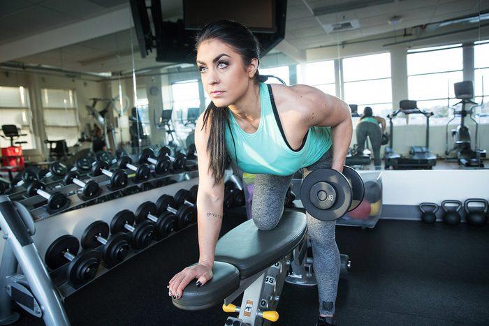 Accélérez votre métabolisme en soulevant des poids