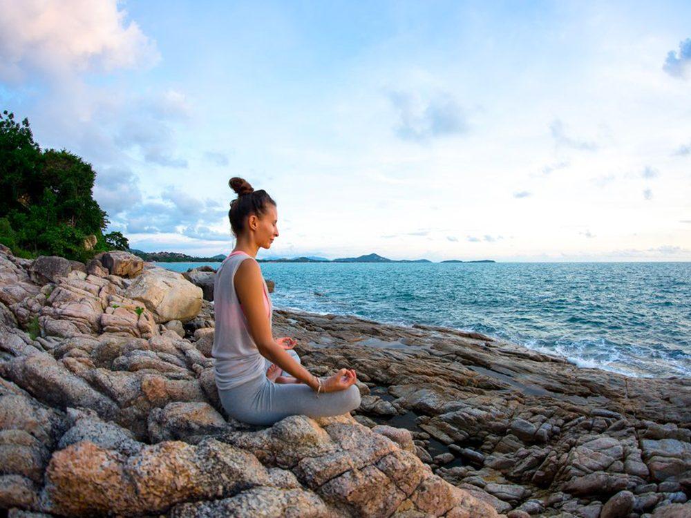 Pourquoi devrions-nous essayer méditation?