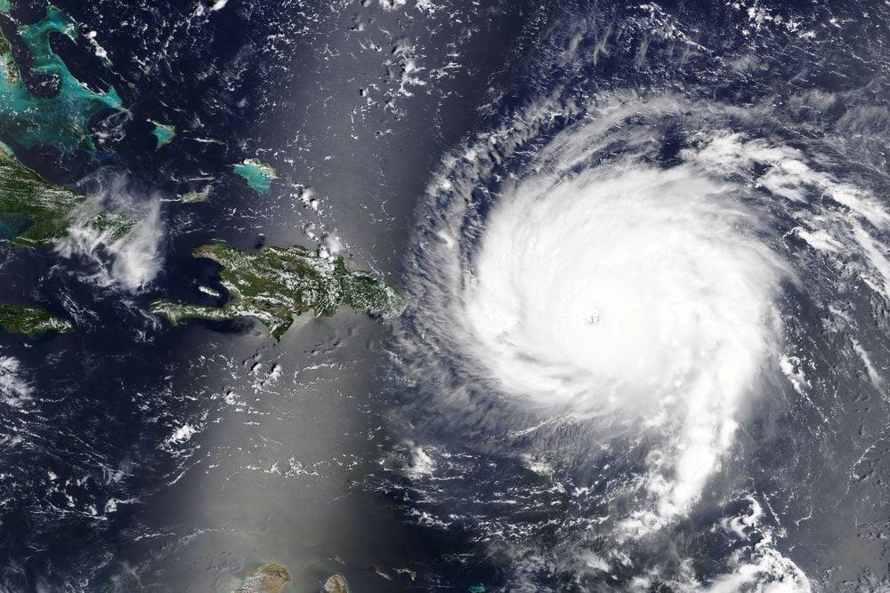 Voici pourquoi les ouragans tournent dans la même direction